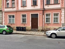 Pronájem, kancelářské prostory 40m², Plzeň, Slovany