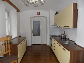 kuchyně (Prodej, byt 1+1, 40 m2, Benešov nad Ploučnicí, ul. Palackého), foto 2/11
