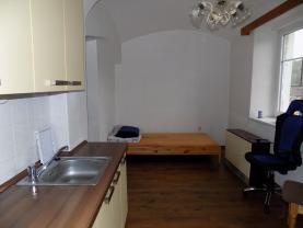 kuchyně (Prodej, byt 1+1, 40 m2, Benešov nad Ploučnicí, ul. Palackého), foto 4/11