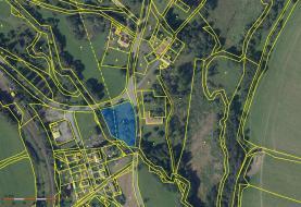 Prodej, pozemek, 3632 m2, Moravský Beroun