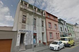 Pronájem, byt 1+kk, 28 m2, Turnov, ul. Husova