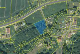 Prodej, pozemek, 1337 m2, Hamr na Jezeře - Břevniště