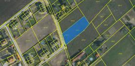 Prodej, pozemek, 1199 m2, Tuhaň - Červená Píska