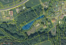 Prodej, pozemek, 1227 m2, Hamr na Jezeře - Břevniště