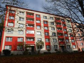 Prodej, byt 3+1, 64 m2, OV, Ústí nad Labem, ul. Hornická
