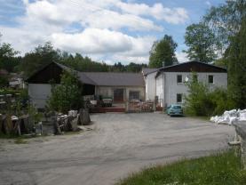 Prodej, komerční objekt, 3622 m2, Plesná