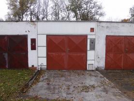 Prodej, garáž, 20 m2, Nymburk