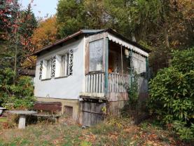 Prodej, zahrada, 317 m2, Chomutov, Bezručovo Údolí