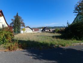 Prodej, stavební pozemek, 821 m2, Trhové Dušníky