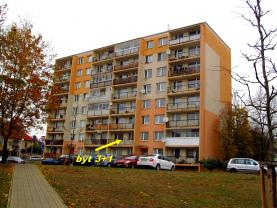 Prodej, byt 3+1, 72 m2, Litoměřice, ul. Kosmonautů