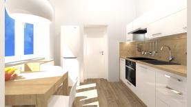 návrh (Prodej, byt 3+1, 70 m2, Ostrava - Dubina, ul. F. Formana), foto 4/20