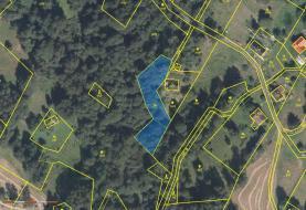 Prodej, pozemek, 1542 m2, Desná - Desná I