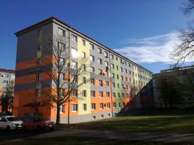 Prodej, byt 2+1, 54 m2, DV, Most, ul. Františka Halase