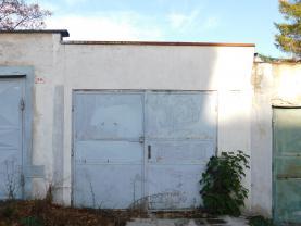Pronájem, garáž, OV, 22 m2, Chomutov, ul. Mýtná
