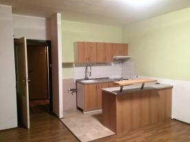 Pronájem, byt 2+kk, 49 m2, Ostrava - Hrabůvka, ul. Plzeňská
