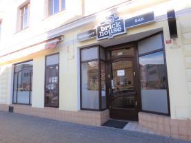 Pronájem, restaurace, 197 m2, Kladno - centrum