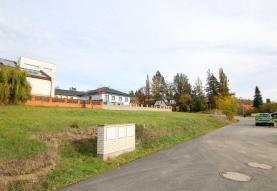 Prodej, stavební parcela, 935 m2, Klínec