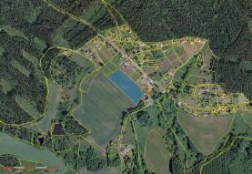 Prodej, pozemek, 10334 m2, Výhledy - Hazlov