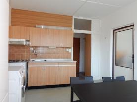Prodej, byt 1+1, DV, Klášterec nad Ohří, ul. 17. listopadu