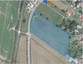 Prodej, stavební pozemek, 15 616 m2, Hořenice u Jaroměře