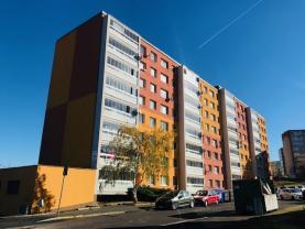 Prodej, byt 1+1, 33 m2, DV, Most, ul. Komořanská