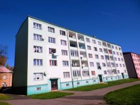 Pronájem, byt 2+1, 56 m2, OV, Cheb, ul. Jungmannova