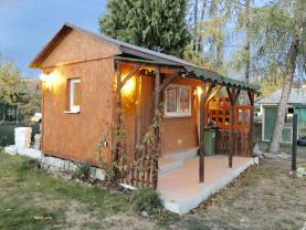 Prodej, zahrada, 284 m2, OV, Litvínov