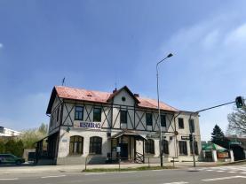 Pronájem, restaurace, 150 m2, Ostrava, ul. Plzeňská
