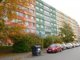 Pronájem, byt 2+kk, 40 m2, Kladno, ul. Čs. armády