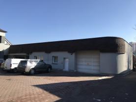 Pronájem, kanceláře, 90 m2, Ostrava, ul. Plzeňská