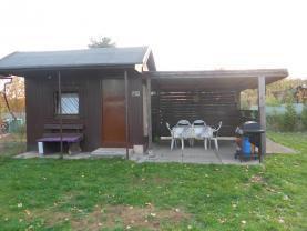 Prodej, zahrada, 502 m2, Pardubice - Semtín