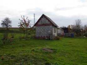 Prodej, zahrada, Pelhřimov, ul. Humpolecká