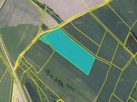 Prodej, pole, 7526 m2, Bystřice nad Perštejnem
