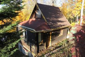 Prodej, chata, zahrada 590 m2, Liberec, Radčice