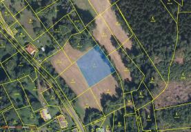 Prodej, pozemek, 2029 m2, Tanvald - Šumburk nad Desnou
