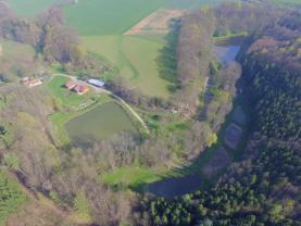 Prodej, pozemky s vodní plochou, Dolany - Krabčice