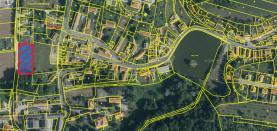 Prodej, stavební pozemek, 2146 m2, Suchomasty