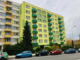 Prodej, byt 2+1, 68 m2, Tábor, ul. Petrohradská
