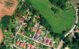 Prodej, stavební pozemek, 1094 m2, Lipnice, Spálené Poříčí