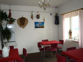 kuchyňka s jídelnou (Prodej, penzion, Děčín - Prostřední Žleb), foto 3/8