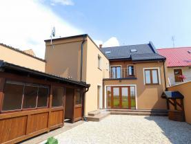 Prodej, rodinný dům 6+1, Vlkoš u Přerova, ul. Kyselovská