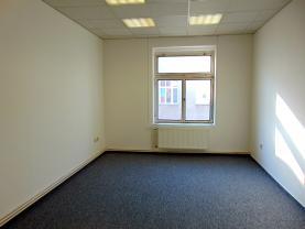 Pronájem, kancelář, 40 m2, Plzeň, ul. Kollárova