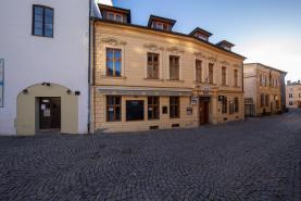 Prodej, nájemní dům s restaurací, Olomouc, ul. Uhelná