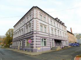 Pronájem, nebytový prostor, 108 m2, ul. Havlíčkova, Cheb