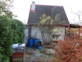 Zděná chata 4x4 (Prodej, zahrada, 450 m², Štětí), foto 3/14