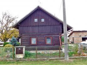 Prodej, rodinný dům, 795 m2, Třtěnice