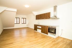 Pronájem, byt 2+kk, 58 m2, Kostelec nad Černými Lesy