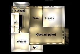 (Prodej, byt 3+1, 78 m2, Prostějov), foto 3/24