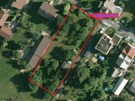 Prodej, pozemek, 1850 m2, Ostrava - Bartovice