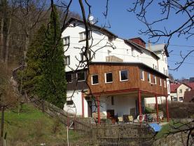 Prodej, nájemní dům, Děčín - Prostřední Žleb